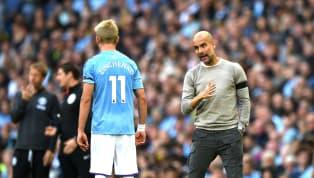 El entrenador del Manchester City, Pep Guardiola, ha comparecido en una rueda de prensa con motivo del partido que su equipo jugará hoy a las 18:30 contra el...