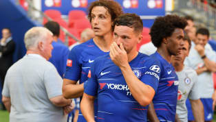 Brighton are reported to have approached Chelsea about a season-long loan deal for midfielder Danny Drinkwater, who seems set to be allowed to leave after...