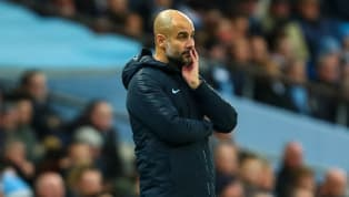 Manchester City manager Pep Guardiola has issued a public apology to Riyad Mahrez after denying the Algeria international five Premier League appearances...