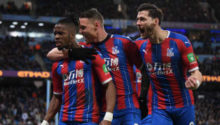 oint An own-goal from Fernandinho secured a 2-2 draw for Crystal Palace at Manchester City on Saturday, after Sergio Aguero's late double had put the champions...