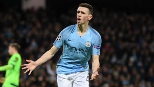 ​Manchester City midfielder Phil Foden joined the ranks of England's youngest Champions League goalscorers this week when he netted his team's sixth in a 7-0...