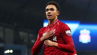 """Der FC Liverpool hat ihn zum Profi gemacht, er zahlt es den """"Reds"""" mit Leistungen und einem neuen Vertrag zurück: Trent Alexander-Arnold bindet sich..."""