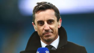 ​Sky Sports pundit and United legend Gary Neville has admitted he would rather see City lift their fourth Premier League title than watch Liverpool win their...