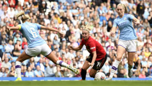 News The Women's FA Cup fourth round kicks off in style on Saturday with the Manchester derby, as ManchesterUnited welcome Manchester City to Leigh Sports...