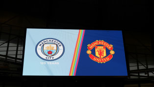 ​Man City : Here's how we line up for the 179th Manchester Derby... XI: Ederson, Walker, Stones, Fernandinho, Angelino, Rodrigo, D Silva (C), De Bruyne,...