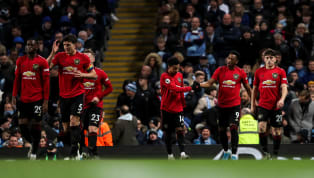 Manchester United emerged victorious in the 179th Manchester derby at the Etihad, as they beat Manchester City 2-1 on Saturday afternoon. City were looking to...