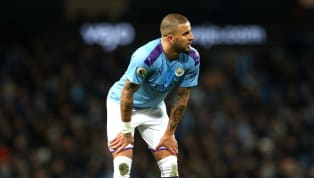 ​Kyle Walker confessed that his Manchester City side have put themselves in a 'difficult' position as they aim to hunt down Liverpool at the top of the...