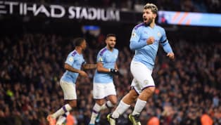 ints Goals from Sergio Agúero and Riyad Mahrez secured a morale-boosting win for Manchester City, as Sheffield United succumbed to a 2-0 defeat at the Etihad...