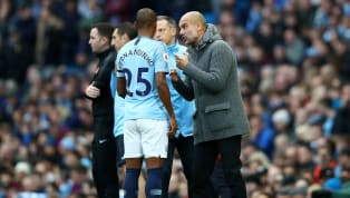 Manchester City will enjoy an injury boost with Fernandinho, Kevin de Bruyne and John Stones all set to return for the Citizens ahead of a hectic April which...