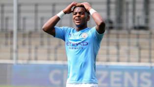 Manchester Citys Youngster Jayden Braaf steht auf dem Zettel mehrerer Bundesliga-Klubs - vier an der Zahl. Das bestätigte sein Vater und Berater zuletzt...