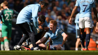 Manchester City have been handed a major blow ahead of their derby clash against Manchester United, with the news that Kevin De Bruyne is likely to be ruled...