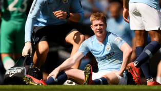 Manchester City look set to be without Kevin De Bruyne for the remainder of their title run-in after sustaining a hamstring injury over the weekend. De...