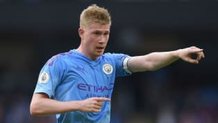 Manchester City midfielder Kevin De Bruyne has jokingly suggested the only way players can avoid falling foul of new handball regulations would be to chop...