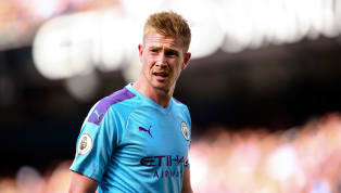 ​Manchester City midfielder Kevin De Bruyne sat out first-team training on Monday as Pep Guardiola's recruits prepared for their Champions League meeting with...