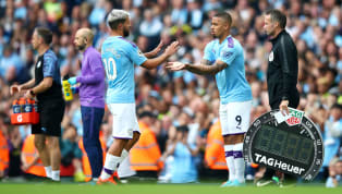 ​Gabriel Jesus has said that his friendly rivalry with Sergio Agüero for a starting berth at Manchester City is aiding his development. Both Jesus and Agüero...