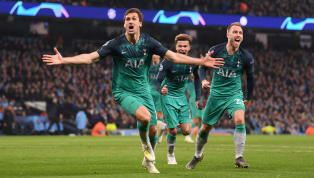 ller Tottenham qualified for the Champions League semi-finals in style, as they beat Manchester City on away goals in a seven-goal thriller on Wednesday night....