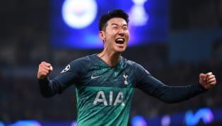 Cú đúp vào lưới Manchester City ở lượt về tứ kết UEFA Champions League đã giúp cho tiền đạoSon Heung-min trở thành chân sút châu Á ghi bàn nhiều nhất lịch sử...