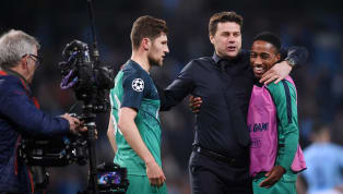 ​Tottenham manager Mauricio Pochettino has hailed his side's progression into the Champions League semi finals as a 'reward from the universe'. In a dramatic...