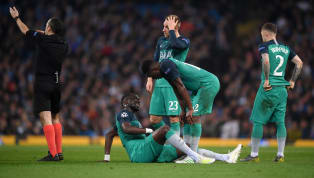 Mauricio Pochettino has revealed Moussa Sissoko won't be fit for Tottenham's Champions League semi final first leg tie against Ajax next week. Sissoko was...