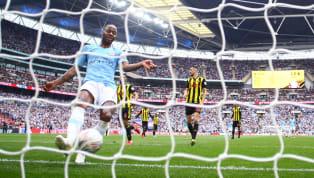 Các CĐV bóng đá Anh đang ngao ngán vì chưa biết bàn thắng thứ 2 của Manchester City vào lưới Watford là của Sterling hay Jesus. Cụ thể ở phút 38, Bernardo...