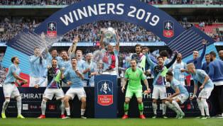 Manchester City vô địch FA Cup tương đồng với việcManchester Unitedgiờ nắm chắc suất đá vòng bảng Europa League, còn Wolves giờ phải bước vào vòng loại vào...