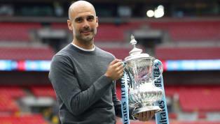 El entrenador del Manchester City ha conseguido el triplete de títulos domésticos en Inglaterra. Al ser mencionado, antes del encuentro, que podía ser la...
