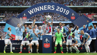 "Premier League champions Manchester City beat Watford 6-0 in the FA Cup Final to ensure that they completed the ""domestic treble"" this season. Having secured..."