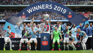 Having just secured the Premier League title with an astonishing 98 points, with the Carabao Cup and Community Shield and the FA Cup under their belts,this...