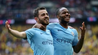 ​Manchester City midfielder Raheem Sterling has suggested that he would like to join a team in America at one point in his career, after being impressed by...