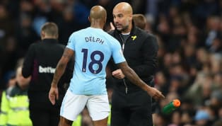 ​Fabian Delph has claimed that the training sessions under Everton manager Marco Silva are physically tougher than those he experienced with Pep Guardiola at...