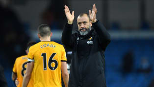 ​Wolves manager Nuno Espirito Santo lamented his side's numeric inferiority as his side lost 3-0 to Manchester City on Monday, but admitted the red card given...