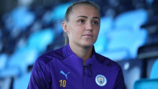 Manchester City forward Georgia Stanway will be sidelined for six weeks after picking up a hamstring injury in theWomen'sChampions...