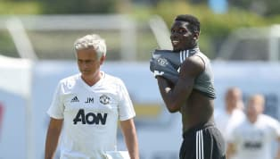 Berseteru dengan Mourinho, Man United Tetap Takkan Lepas Pogba di Januari 2019