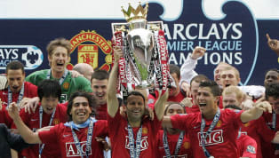 Where do you even begin ranking the 10 best seasons for a club that has won 13 Premier League titles? It's damn hard because every single campaign has its...