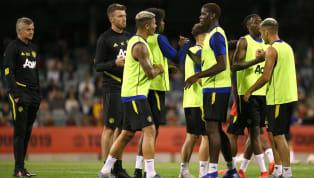 Satu laga besar di turnamen pramusim, International Champions Cup, akan mempertemukan Manchester United dengan Inter Milan di National Stadium, Singapura,...