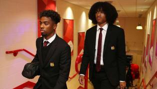 Manajer performa pemain akademi, Les Parry, menilai adanya kemungkinan Manchester United meminjamkan tiga pemain mudanya pada Januari 2020 (bursa transfer...