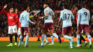 It was honours even at Old Trafford on Sunday evening as Aston Villa became the latest team to take advantage of Manchester United's miserable season. It took...