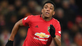 Manchester United forward Anthony Martial has been ruled out of Wednesday night's Premier League clash against Tottenham Hotspur at Old Trafford with a...