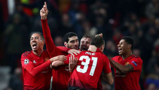 Manchester United secured Champions League knockout qualification in dramatic fashion as Marouane Fellaini scored a late winner for the Red Devils against...