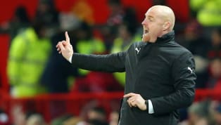 Draw Sean Dyche insisted he was delighted with Burnley's performance after the 2-2 draw with Manchester United on Tuesday but admitted he was also left...