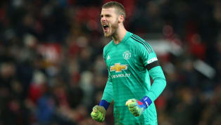 ford ​Manchester United are reportedly confident of agreeing a new contract with star goalkeeper David de Gea, who has 18 months remaining on his current deal....