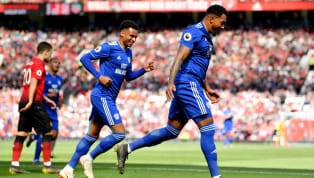 vils Cardiff City stunned Old Trafford as Neil Warnock's already relegated side beat Manchester United 2-0 on the final day of the Premier League season on...