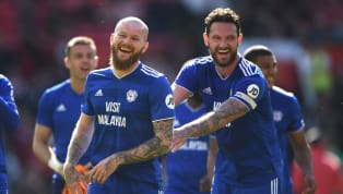 Manchester United played hosts to Cardiff City at the Old Trafford Stadium and succumbed to a 2-0 defeat on the final day of the season. The home team could...