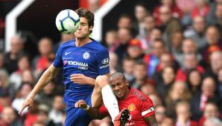 Chelsea samakan kedudukan menjadi 1-1 di laga lanjutan Premier League pekan 36 kontra Manchester United lewat Marcos Alonso.United sempat unggul 1-0 lewat...