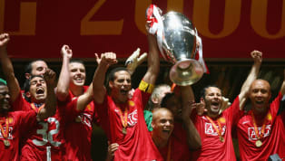 ​It's 21 May 2008, approaching 2 A.M. local time in a cold and wet Luzhniki Stadium in Moscow. After two gruelling hours of high intensity football in the...