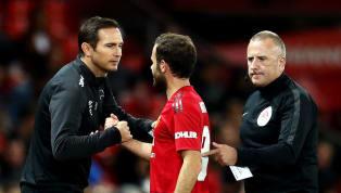 "GelandangManchester United, Juan Mata tidak sabar untuk bertemu ManajerChelsea, Frank Lampard yang merupakan mantan rekan setimnya di Chelsea. ""Saya..."