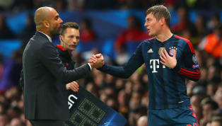 Dans un documentaire consacré à la vie et à la carrière de Toni Kroos, Pep Guardiola n'a pas hésité à encenser le milieu de terrain allemand, qu'il a...