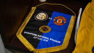  The team news is in, Reds...🥁#MUFC #MUTOUR 🇸🇬 #ICC2019 — Manchester United (@ManUtd) July 20, 2019  #ICC2019 line-ups#Inter: Handanovic; D'Ambrosio, De...