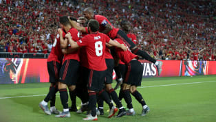 Although the scoreline gives the impression that the match was fairly tight, ​Manchester United were comfortable and fully deserved in their 1-0 win over...