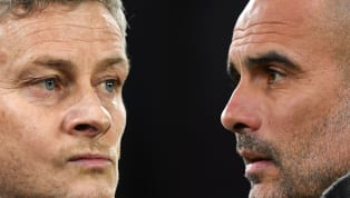 Manchester United: And in the red corner... 🔴#MUFC #MUNMCI — Manchester United (@ManUtd) 24 de abril de 2019 Manchester City:​ Your City team to face United!...